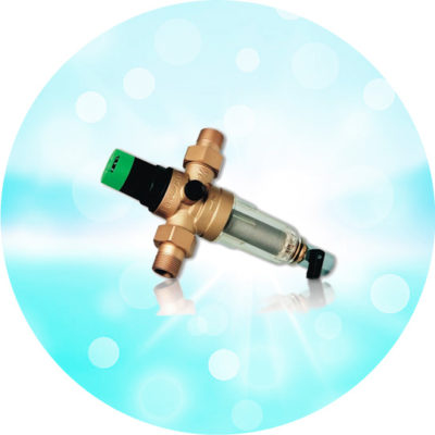 Магистральный фильтр Бастион 7508155201 с регулятором давления