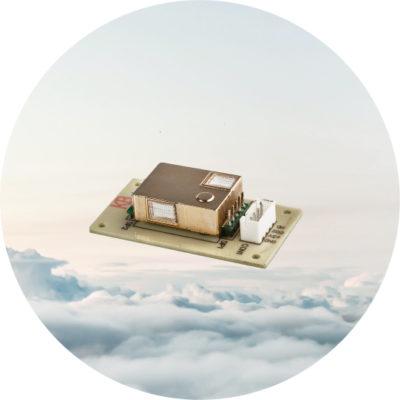 Датчик углекислого газа CO2 Z19к для Ballu AirMaster