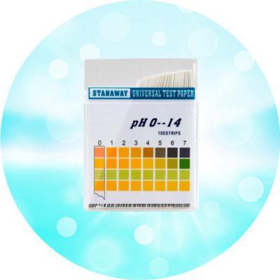 Индикаторная-бумага-для-определения-pH-(80-полосок) фото