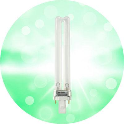 Лампа ДКБ 11 для облучателя бактерицидного Кристалл 1