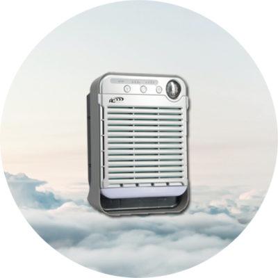 Очиститель и ионизатор воздуха в доме GH 2173