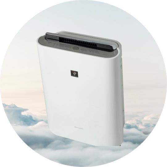 Очиститель-ионизатор воздуха KC-D41RW