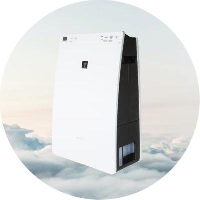 Очиститель ионизатор воздуха SHARP KC F31RW.