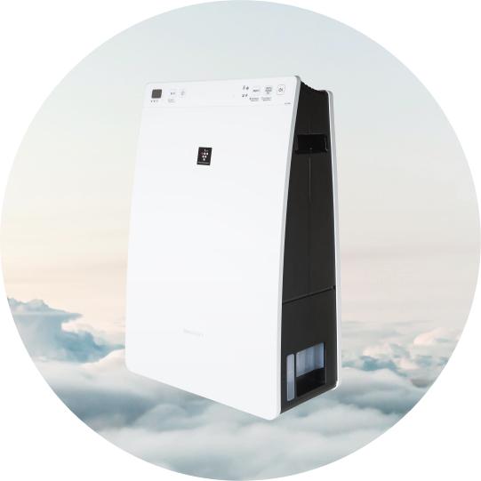 SHARP-KC-F31RW -Очистители воздуха - купить ионизатор в Сочи
