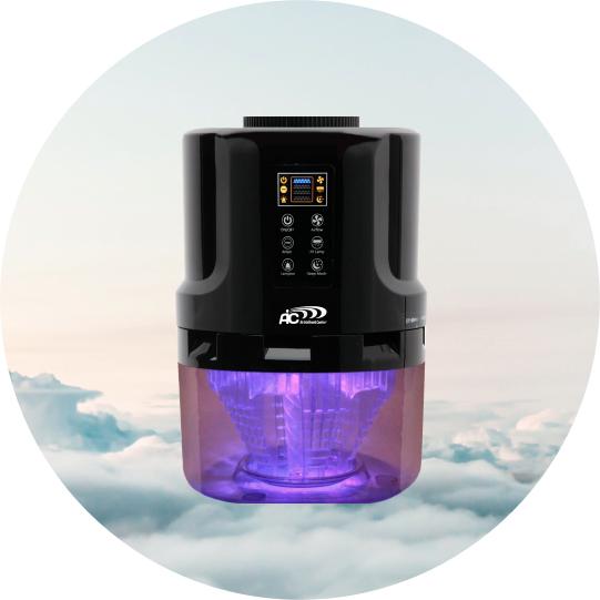 Очиститель увлажнитель AIC XJ 256 ионизатор