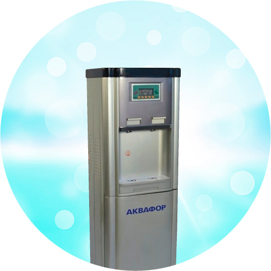 Пурифайер Аквафор GX60LB Кристалл-ЭКО