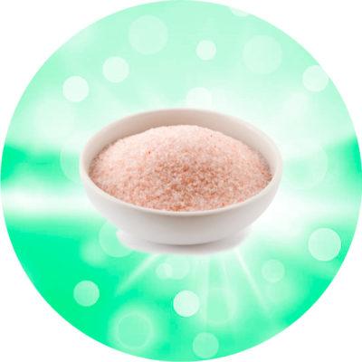 Соль гималайская розовая пищевая WonderLife помол 0,5 1 мм 1000г