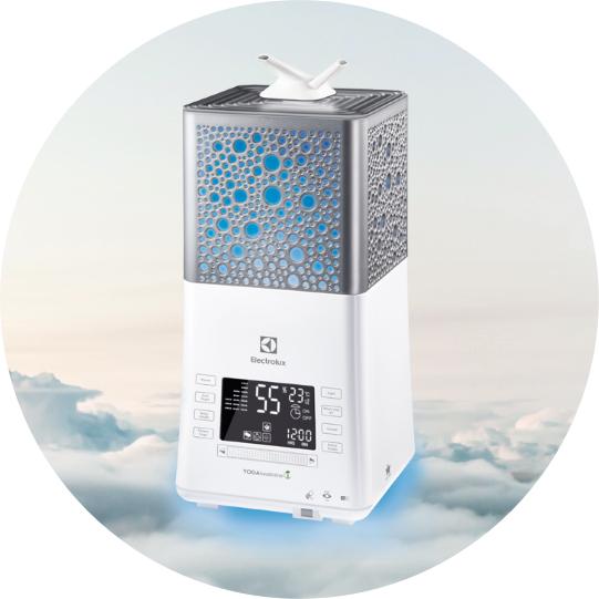 Увлажнитель воздуха Electrolux EHU 3815D