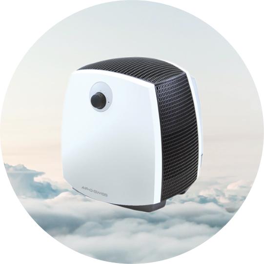 Увлажнитель очиститель воздуха AOS 2055D В