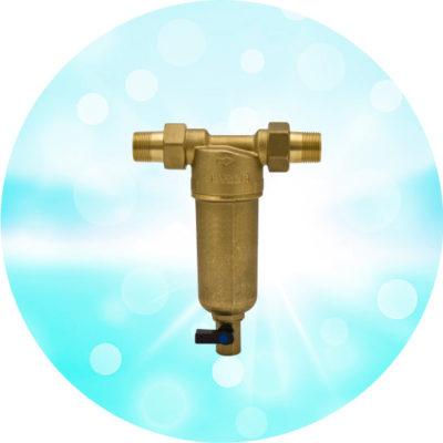 Магистральный фильтр Гейзер Бастион 121
