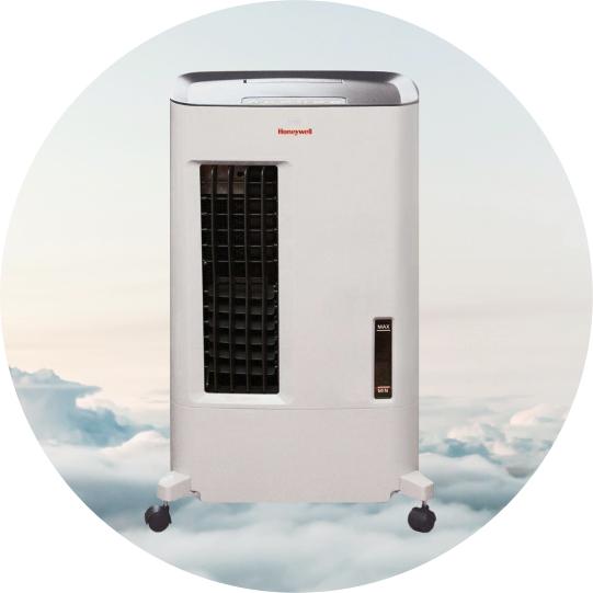 Honeywell CHS071AE мобильная климатическая мойка воздуха