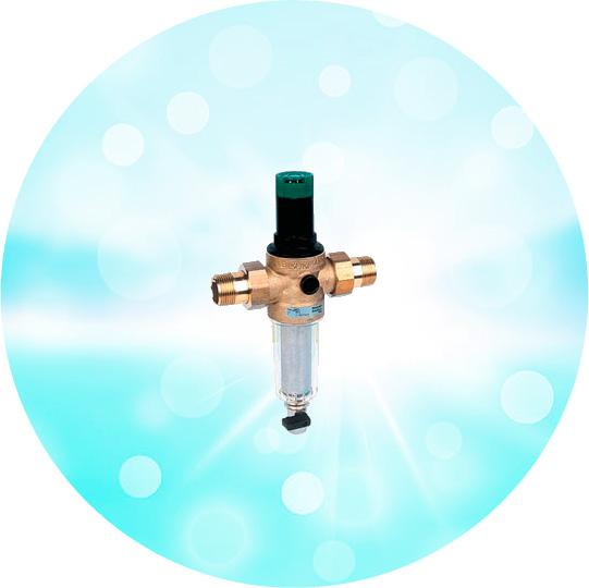 Магистральный фильтр Honeywell FK06 11