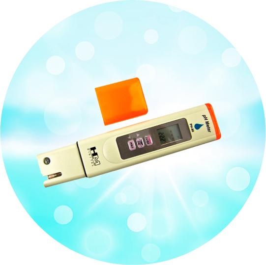 pH-метр-H&M-pH-80 фото