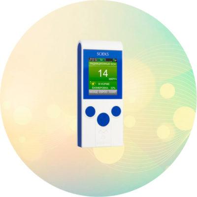 Измеритель радиации prime01m_