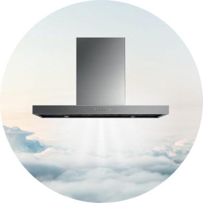 Настенная вытяжка FALMEC PLANE-NRS-PARETE-90