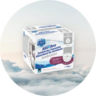 Сменная таблетка для поглотителя влаги AIR MAX AMBIANCE