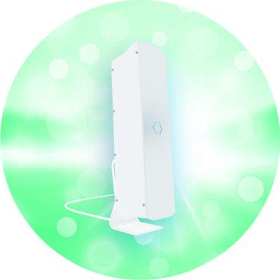 Ультрафиолетовый очиститель воздуха ОВУ 01 Солнечный бриз