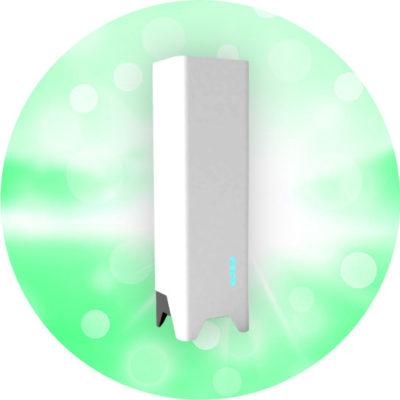 Ультрафиолетовый облучатель рециркулятор SOEKS